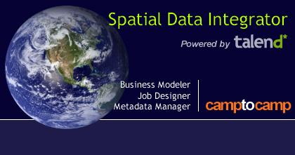 Logo de Spatial Data Integrator